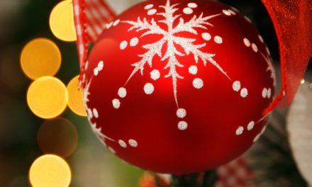 Christmas is Coming #Feeling Festive