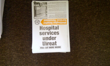 How high quality, low cost printing can help local campaigners.