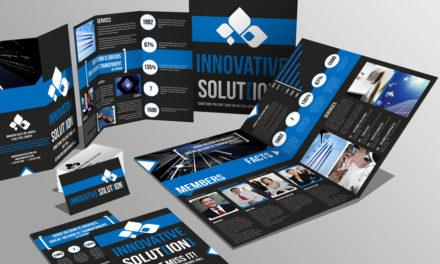 Beginning your brochure: 3 key tips on presentation