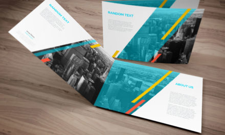 4 key benefits of marketing your business with a brochure