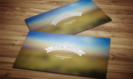 Five amazing individual business cards