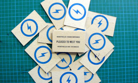 5 Top Tips For Designing A Great Business Card