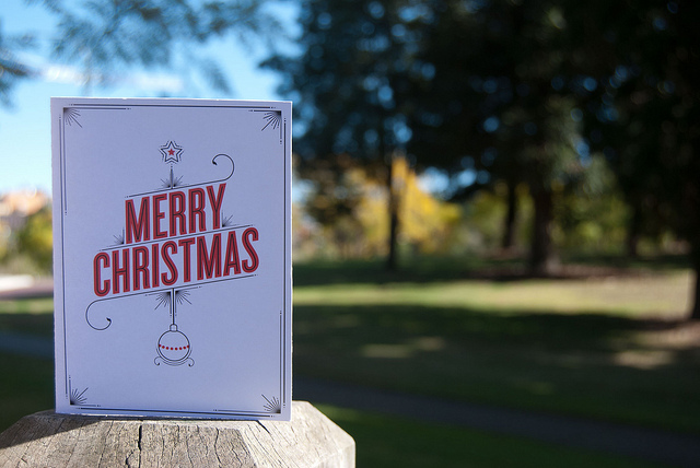Are E-Cards Enough This Christmas?