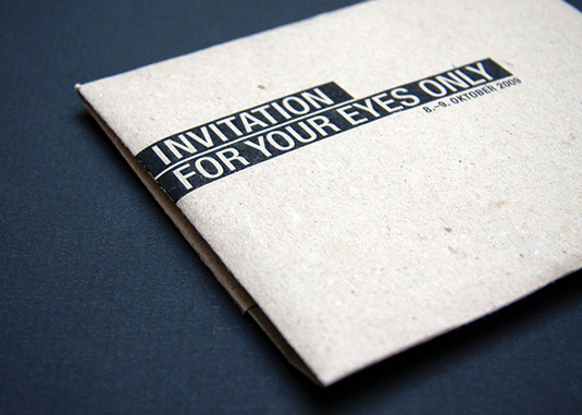 How Printed Invitations Can Transform Your Business