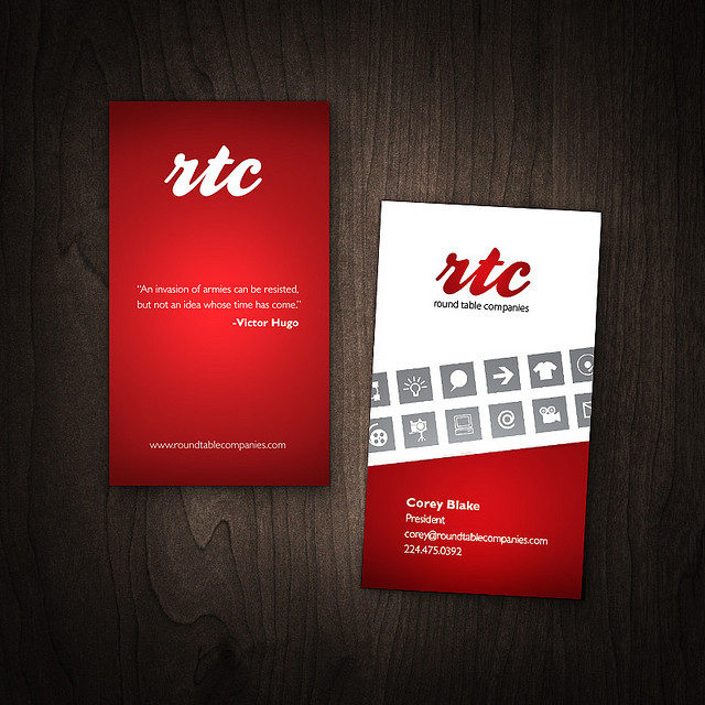 New Year, New Business Cards