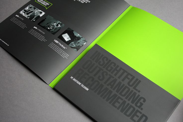 A Brief Guide To Folder Design