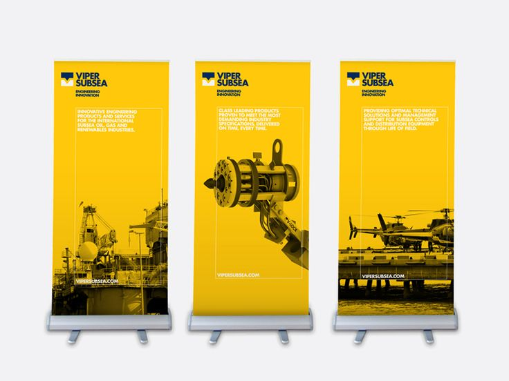Roll Out Your Brand With Roller Banners