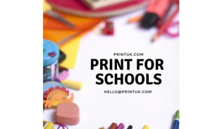 Essential Print For Schools