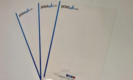 Why Your Business Should Use Letterheaded Paper