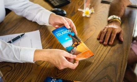 Is your promotional material 'at hand'?