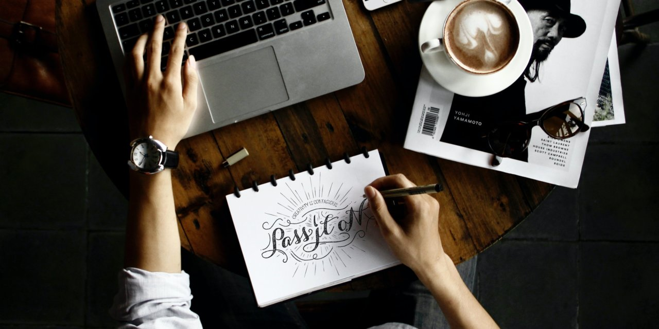 4 simple rules of effective graphic design